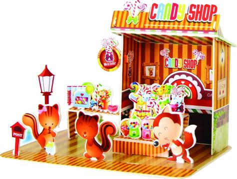 sweet house sweet house 3d puzzle 567e zilipoo china manufacturer