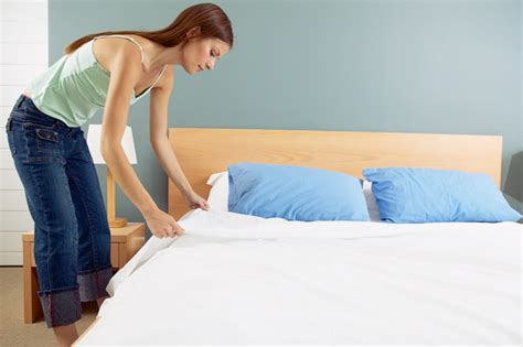 making the bed the home guru are happiness and success hinged to one household chore