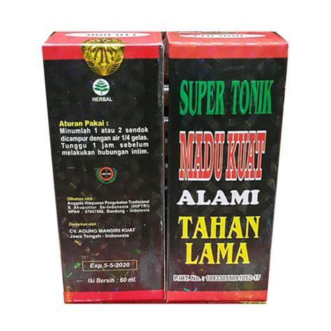 Tonik Madu Kuat Tahan 6x jual tonik madu kuat tahan lama 6x lebih dahsyat agen obat kuat alami tonik