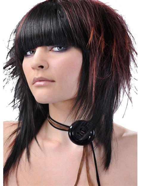 imagenes de peinados tipo emo rock pasi 211 n y estilo cortes y peinados emo punk para chicas