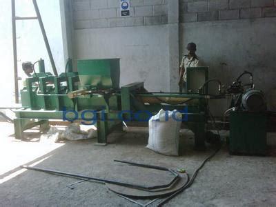 Jual Sabut Kelapa Bandung mesin cocopeat jual mesin sewa mesin