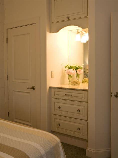 built in bedroom dresser photo page hgtv