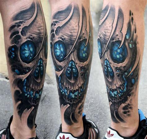 tattoo de calaveras biomechanical tattoos by stepan negur