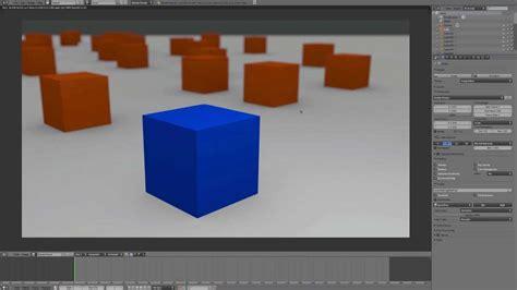 blender tutorial depth of field depth of field tutorial blender 2 6 youtube