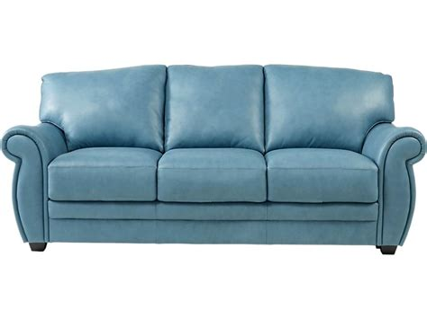 navy blue sofa bed furniture navy blue leather sofa bed within