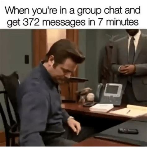 Group Message Meme - search group memes on sizzle