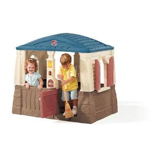 step2 neat and tidy cottage pink step 2 neat tidy cottage ii toys outdoor