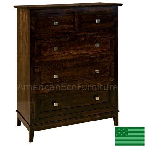 solid wood dresser made in usa made in usa amish maarten nightstand solid wood american