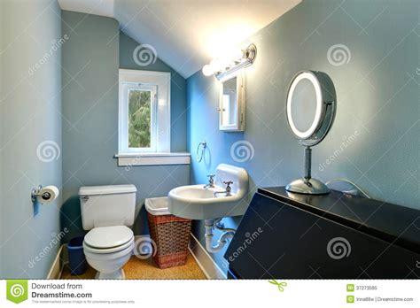cozy bathroom with ceiling light 3d model cgstudio vaulted light blue small bathroom royalty free stock photo image 37273585