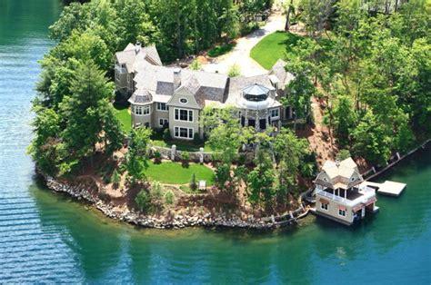 Nick Saban House nick saban s ga lake house www ajc