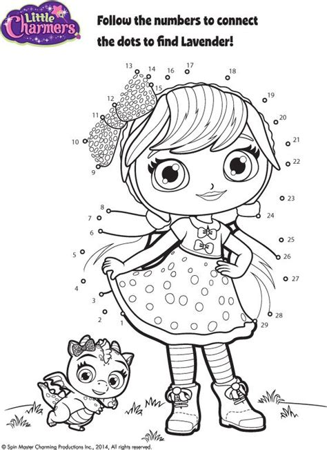 little charmers coloring pages nick jr 50 best images about preschool little charmers on pinterest