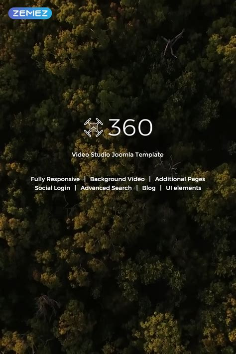 Let S Fly Aerial Photography Videography Joomla Template 71634 Aerial Photography Website Templates