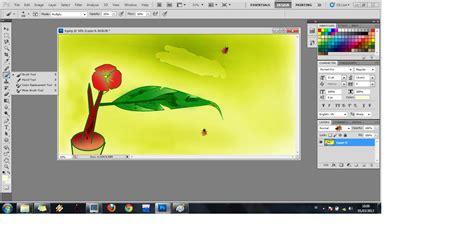 membuat gambar transparan paint cara membuat gambar menggunakan paint dan pemberian warna