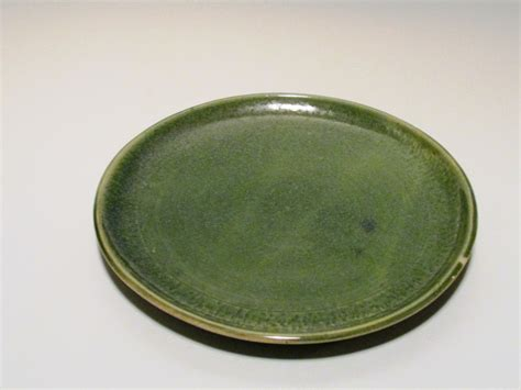 Handmade Dinner Plates - ceramic dinner plate serving plate stoneware plate