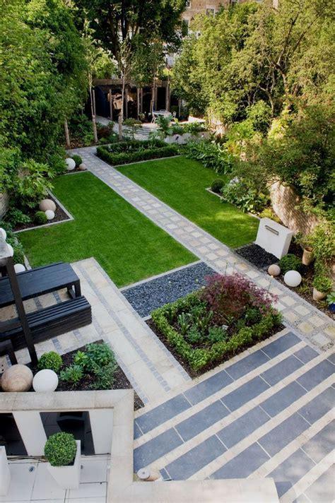 modern japanese garden from above garden design north