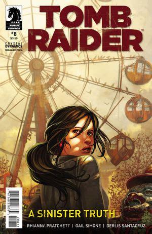 tomb raider  profile dark horse comics