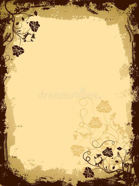 floral grunge frame vector stock vector illustration of illustration 1792578 grunge floral border vector stock vector illustration of dirt border 2146550