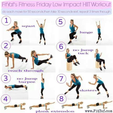 Low Impact 88 low impact hit workout health wellness fitness and