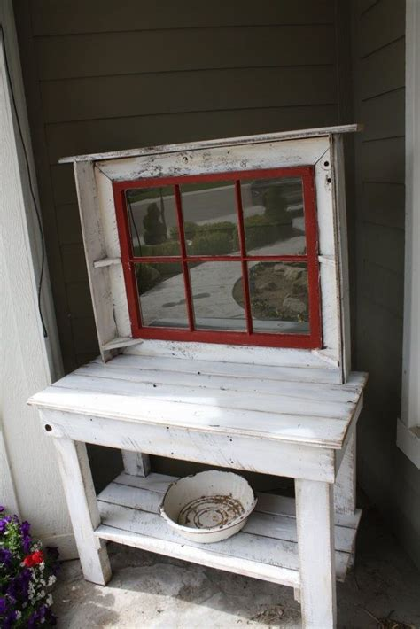antique potting bench 17 best ideas about pallet potting bench on pinterest