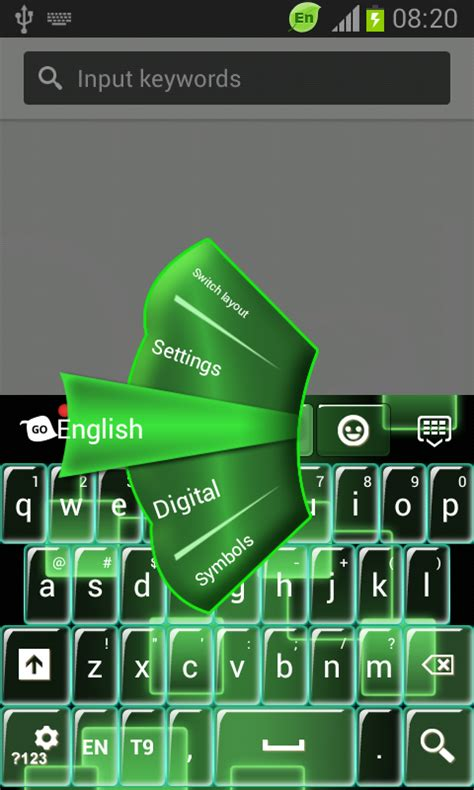 keyboard themes for galaxy s3 neon keypad for galaxy s3 mini android apps on google play
