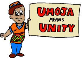 kwanzaa umoja symbols