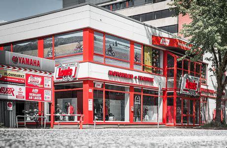 Louis Motorrad Filialen Schweiz by Louis Mit Neuen Filialen Auf Expansionskurs Tourenfahrer
