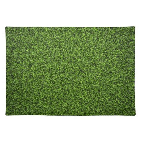 Grass Place Mats by Grass Background Cloth Placemat Zazzle
