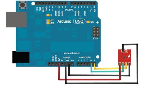 arduino i2c tutorial pdf fritzing project temperature sensor using tmp102