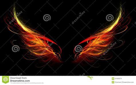 imagenes reales del infierno alas del infierno stock de ilustraci 243 n imagen de demonio