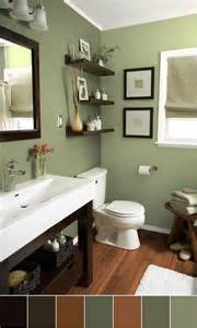 bathroom color palette ideas best 25 bathroom color schemes ideas on green