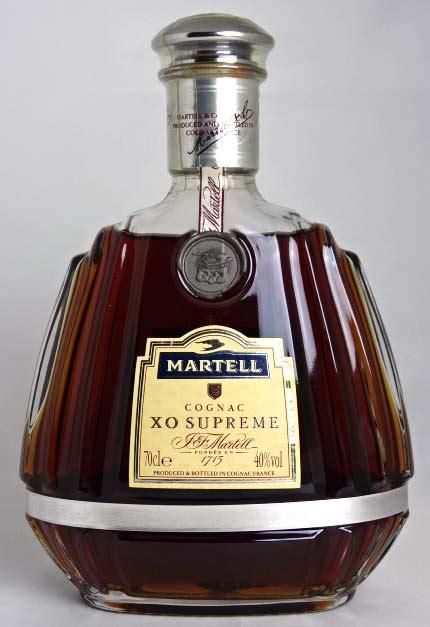 martell xo supreme cognac liquor store spana genuine martell xo supreme 700 ml