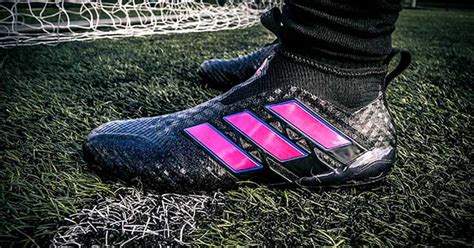 17 best images about pink and black on pinterest hot adidas drop exclusive ace 17 purecontrol black and pink