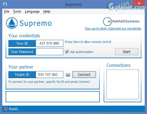 free supremo supremo free for windows softplanet