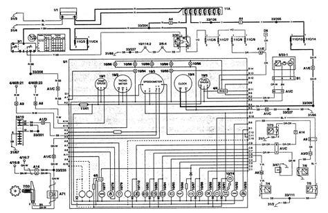 1995 volvo 960 wiring diagram wiring diagram with