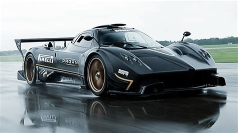 Top Gear Pagani by Clarkson Thrashes Pagani Zonda R Top Gear