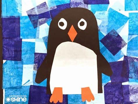 penguin craft projects penguins project unit penguins and
