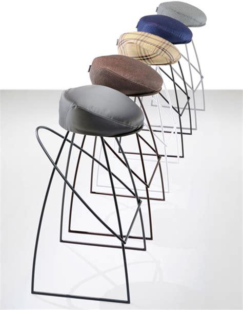 cool bar stools by fabio vinella
