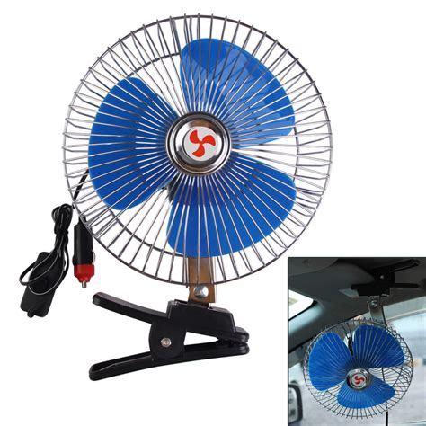 Auto Ventilator by 8 Inch 12v Portable Vehicle Auto Car Fan Strong Wind