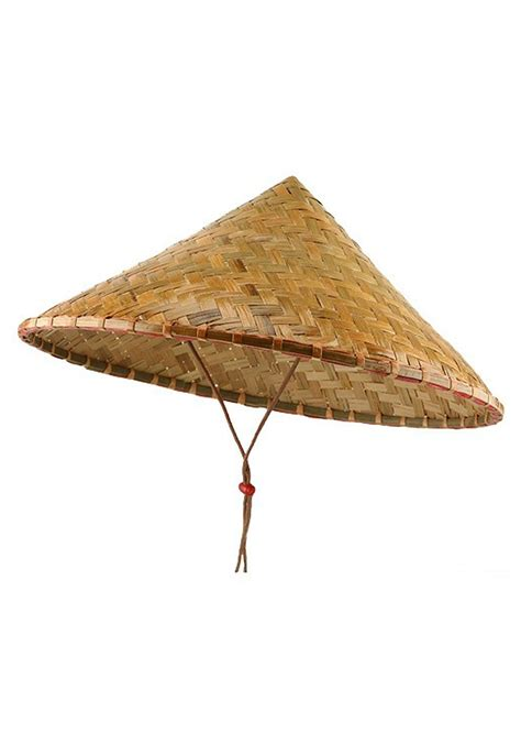 Pineapple Decorations Home by Deluxe Chinese Bamboo Hat
