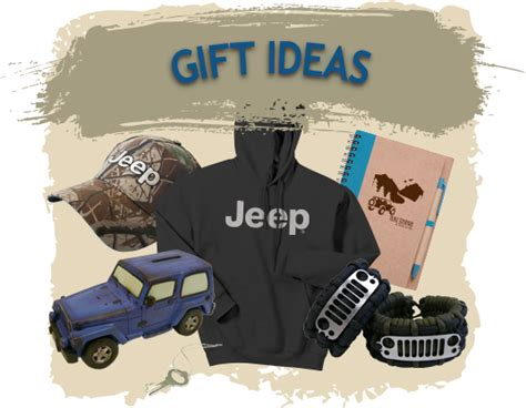 Jeep Gift Ideas Jeep Gifts