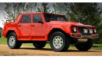 Lamborghini Truck Lm002 For Sale Lamborghini Truck Lm002 Some Things Which Make This Truck