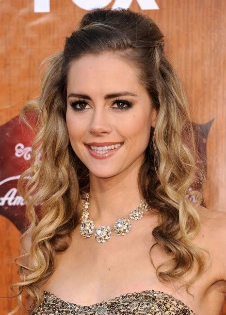 hair up styles 2013 20 beautiful half up curly hairstyles every lady should