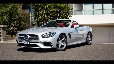 400 Sl Mercedes by Mercedes Sl 400 2017