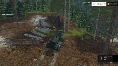 Birch Ls by Harvester Birch Trees V 1 0 Farming Simulator 2015