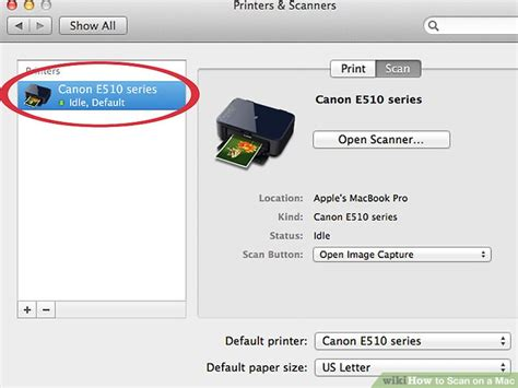 How To Scan A Document On Mac how to scan on a mac 14 steps with pictures wikihow