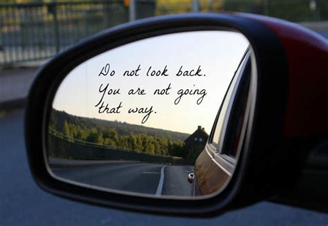 Looking Back by To Look Back Or Not To Look Back Stray Thoughts