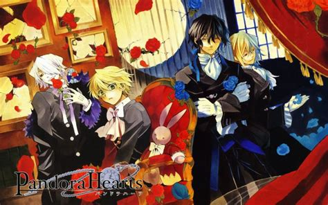 6 Anime One Vf by Pandora Hearts En Vostfr Mangas Animes Vf O 249 Vostfr