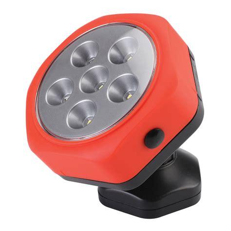 magnetic light rotating magnetic led worklight
