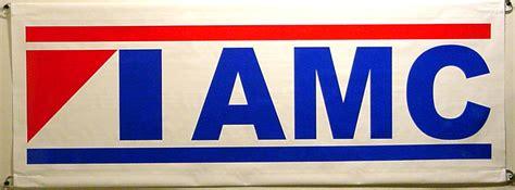 american motors logo amc auto symbol