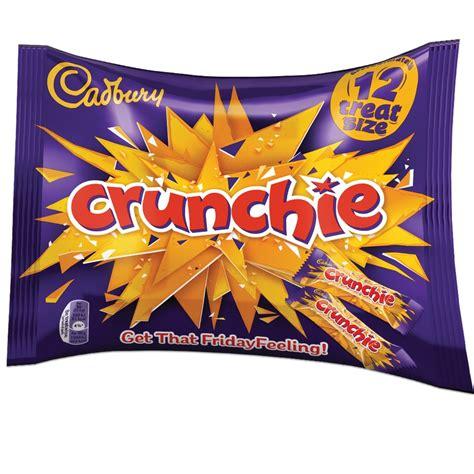 Cadbury Crunchie By Veliff Shop crunchie treatsize family bag cadbury gifts direct